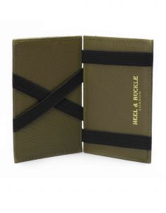 Olive Magic Wallet _ Luggage Tag Set4