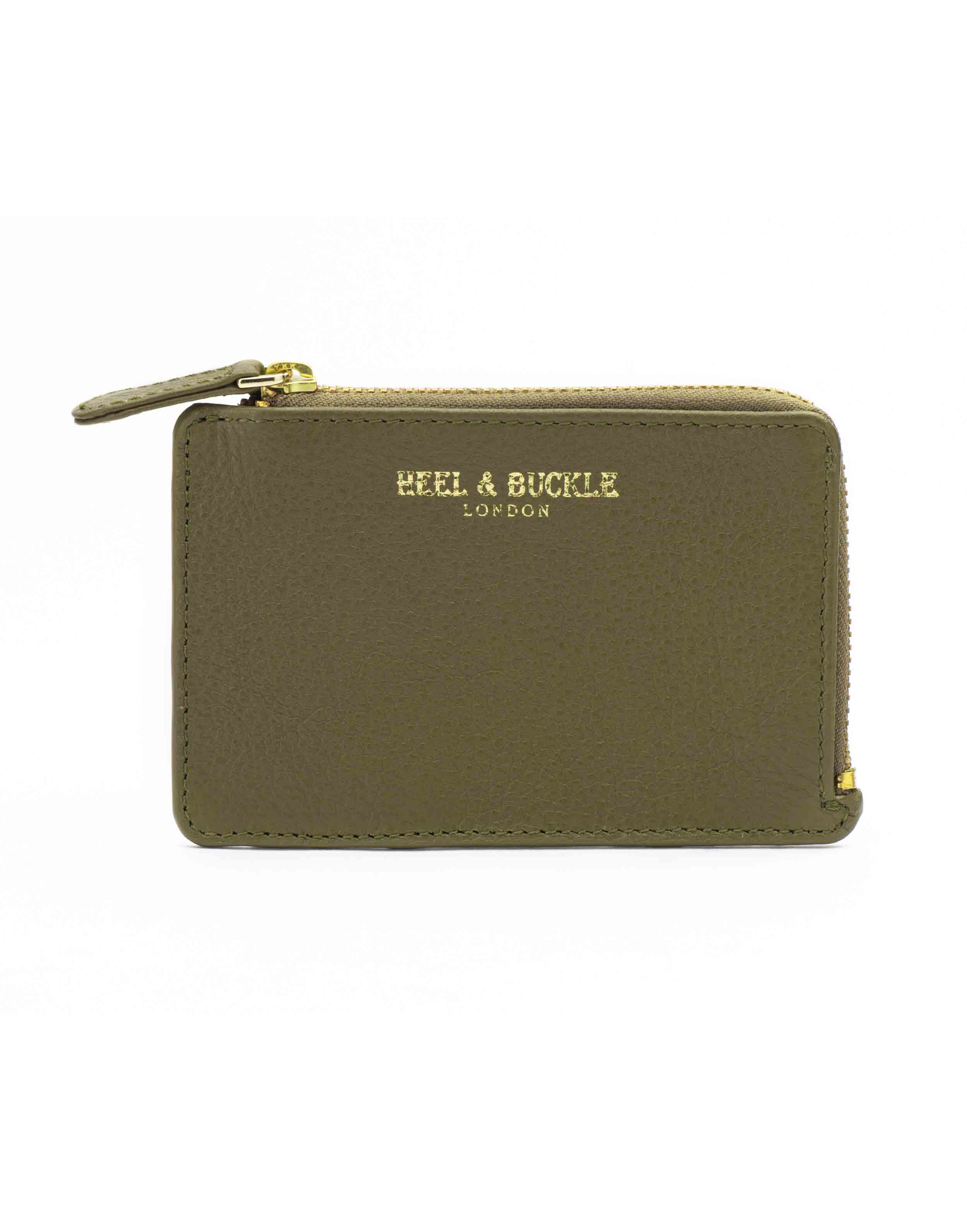 Olive and Black Card Holder1