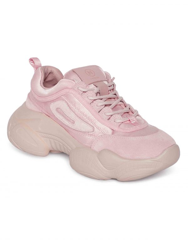 Pink Chunky Sneakers2