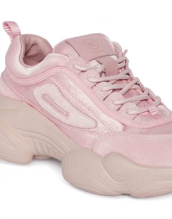 Pink Chunky Sneakers5