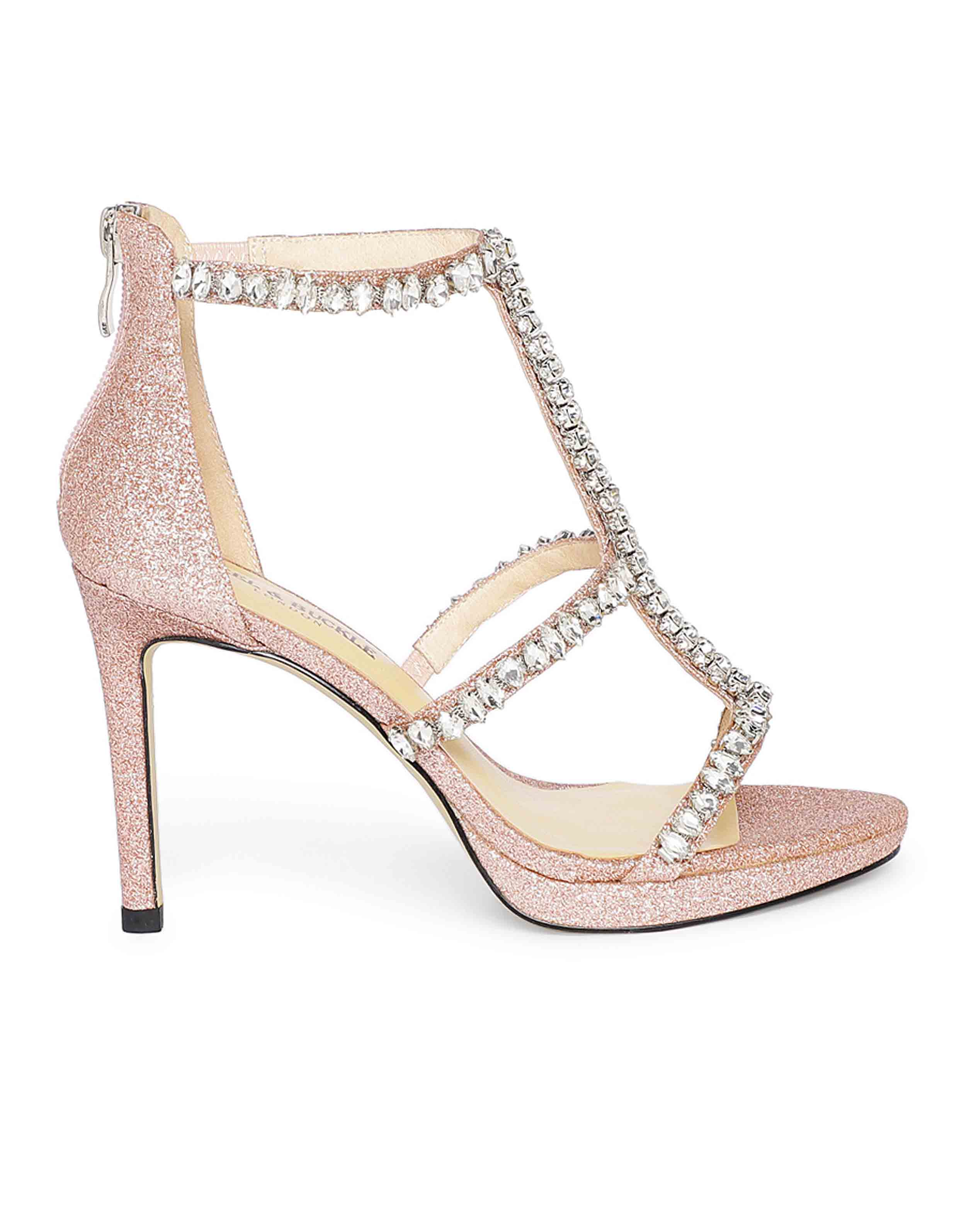 Shimmery Sandals1