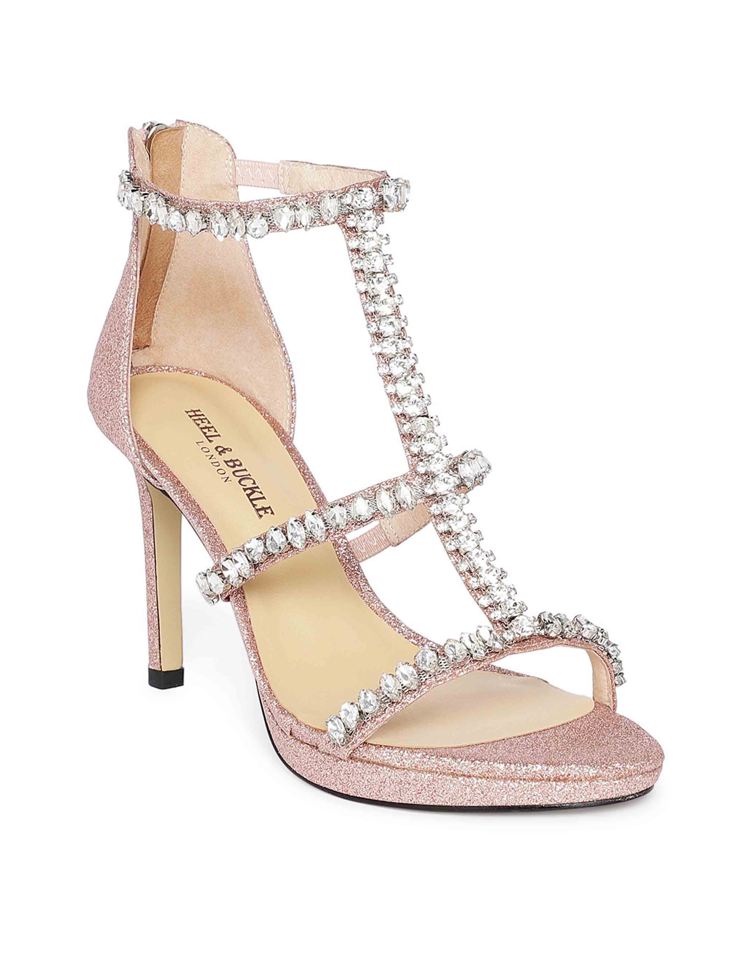 Shimmery Sandals2