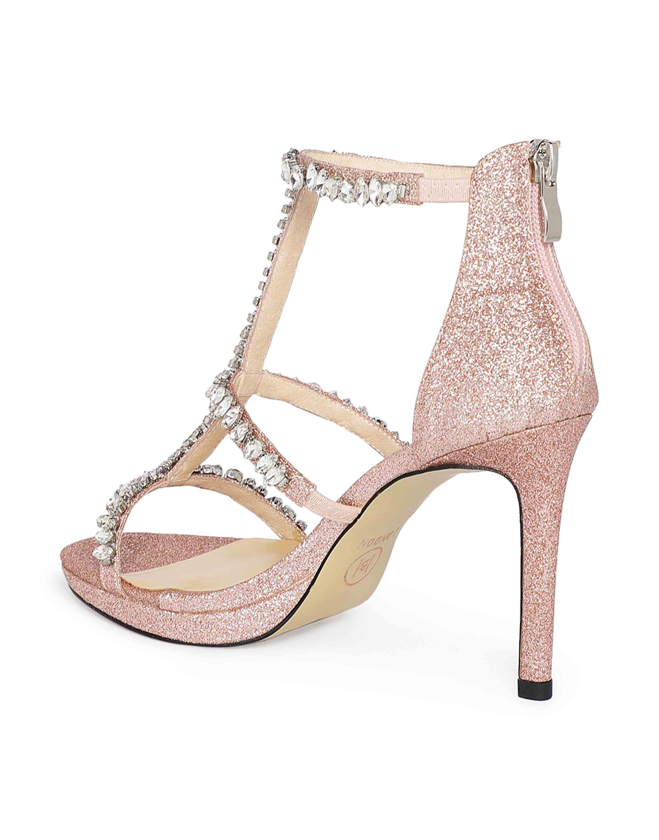 Shimmery Sandals3
