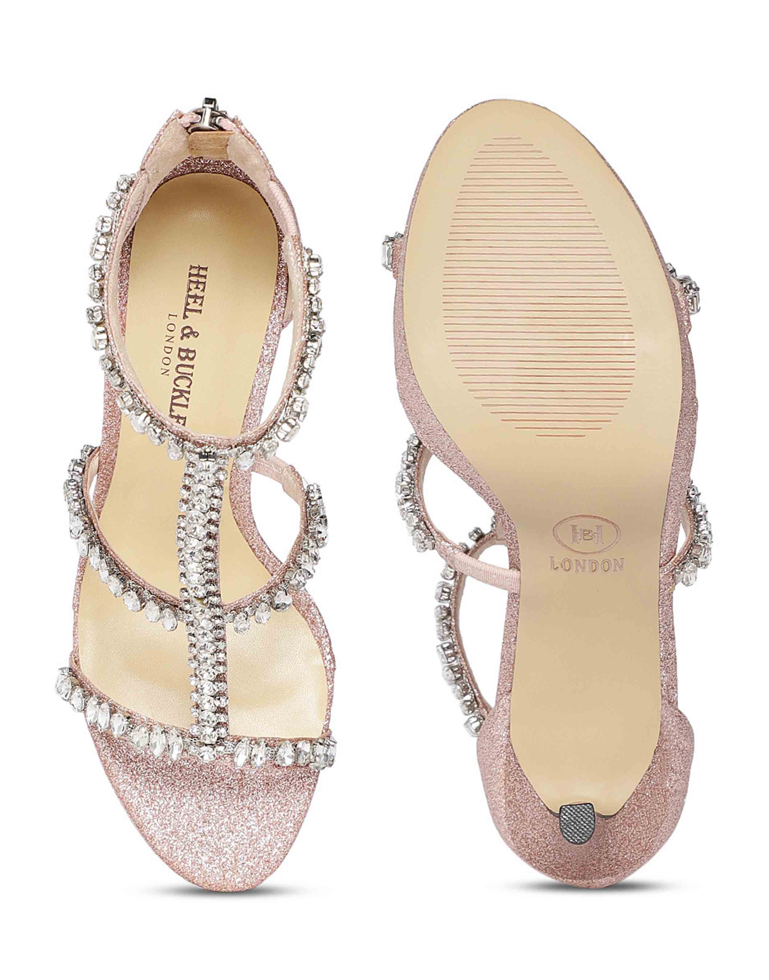 Shimmery Sandals4