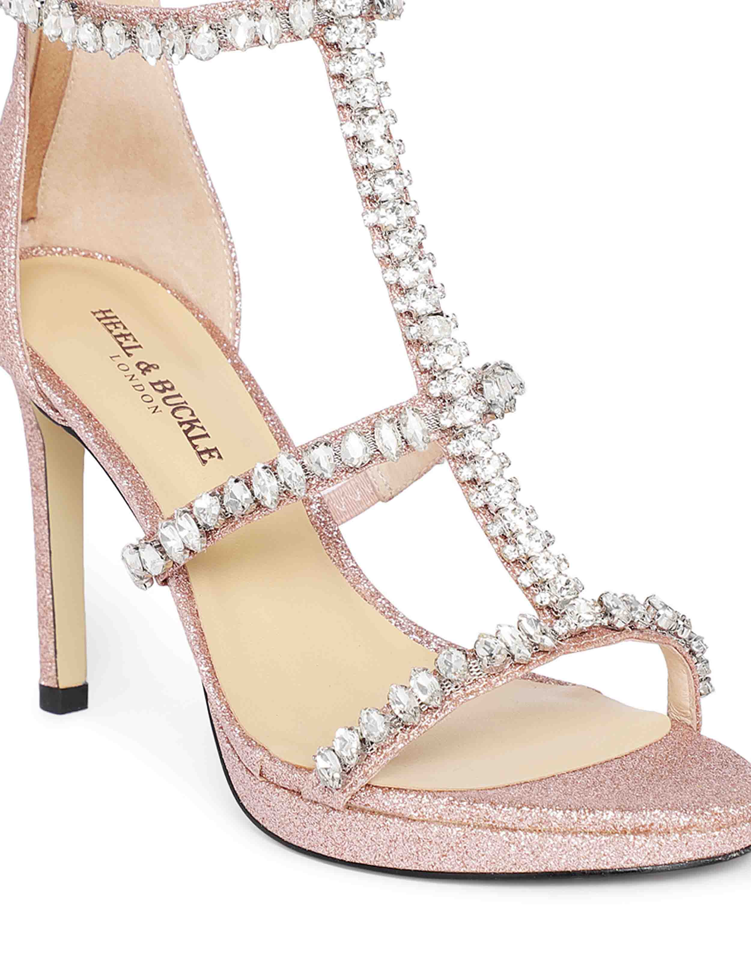 Shimmery Sandals5