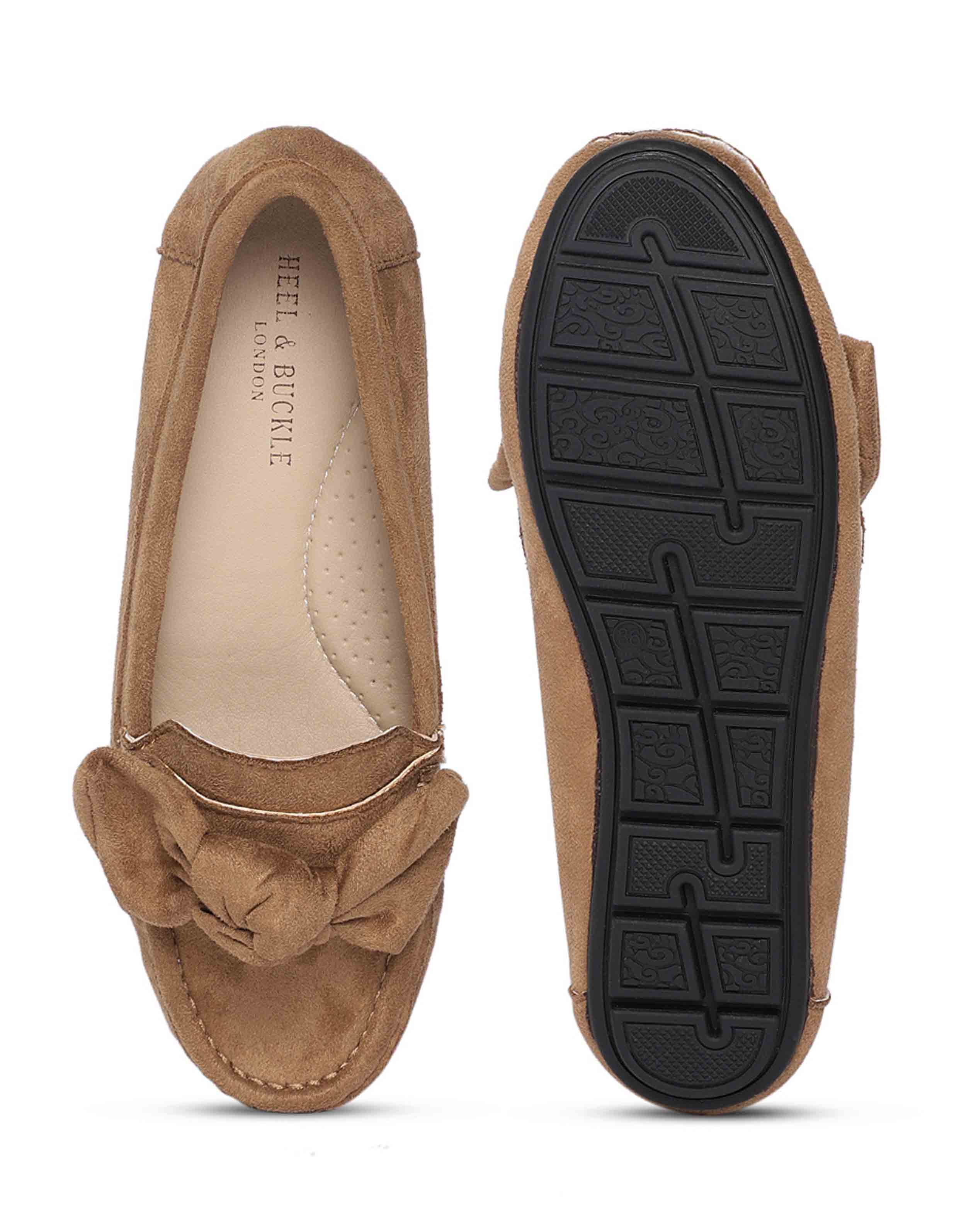 Tan Bow-Tie Loafers4