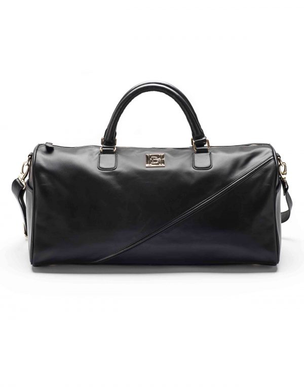 Black Duffle Bag1