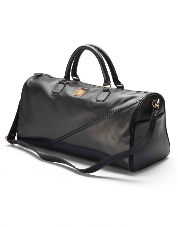 Black Duffle Bag3