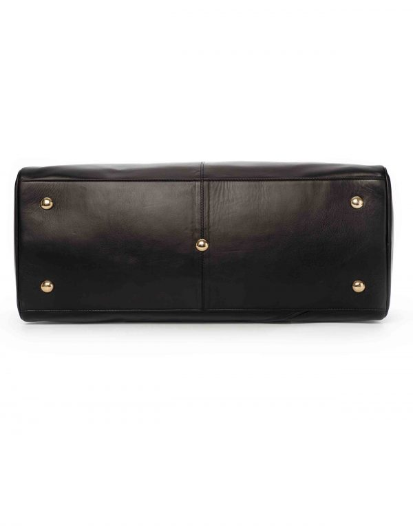 Black Duffle Bag4