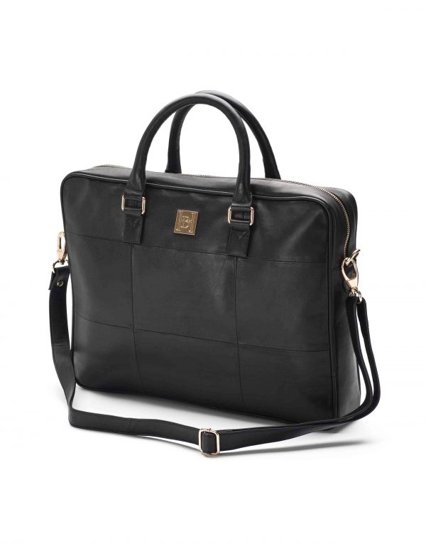 Black Soft Briefcase3