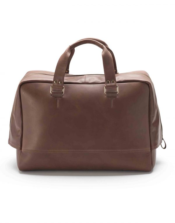Brown Bowling Bag2