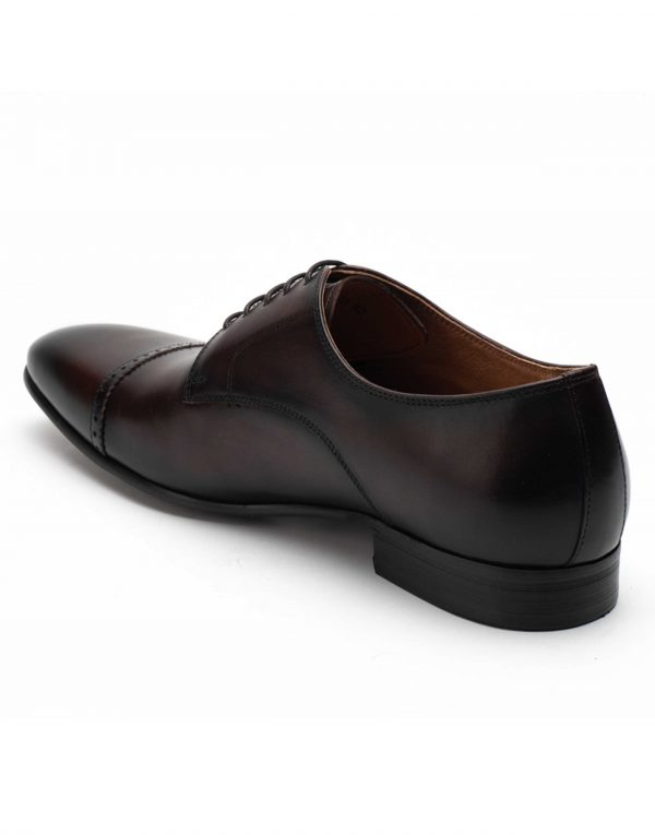 Heel _ Buckle London-HBDARM072-Stately Brown Derby-Brown-3