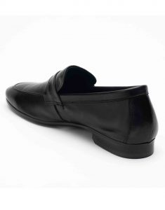 Heel _ Buckle London-HBDARM082-Ascetic Charcoal Loafers-Black-3