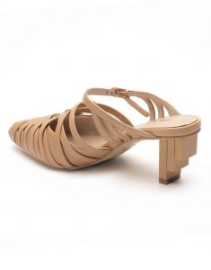 Heel _ Buckle London-Shoes-HBDARW086-Asymmetrical Beige Strappy Sandals-3