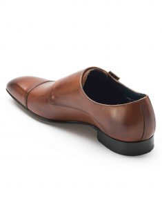 HEEL _ BUCKLE LONDON DOUBLE MONK STRAPS SHOES_3