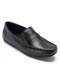 HEEL _ BUCKLE LONDON DRIVER LOAFERS SHOES__2
