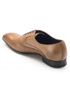 HEEL _ BUCKLE LONDON ONE-CUT OXFORDS SHOES_3