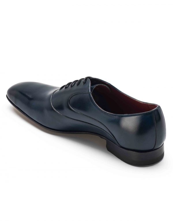 HEEL _ BUCKLE LONDON ONE-CUT OXFORDS SHOES__3