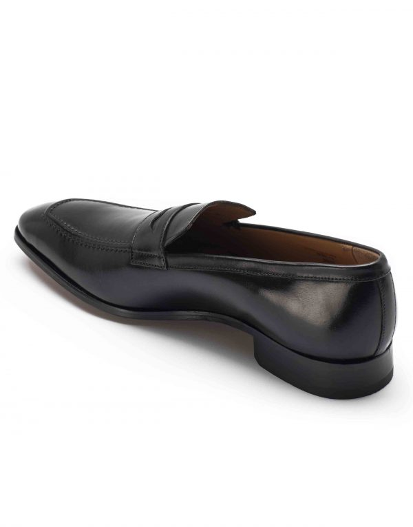 HEEL _ BUCKLE LONDON PENNY LOAFERS SHOES__3