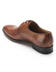 HEEL _ BUCKLE LONDON PLAIN DERBY SHOES_3